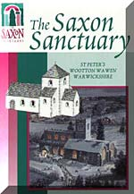 Buy the Saxon Sanctuary Souvenir Book now
